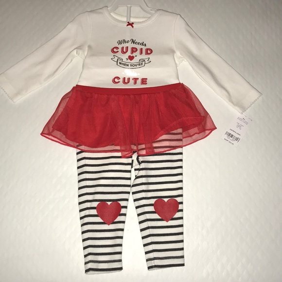 22c3fc0e1 Carter's Matching Sets | Carters Valentines Day Outfit | Poshmark
